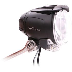 Busch + Müller Lumotec IQ Cyo T - Éclairage vélo - 6,5-75V noir/transparent